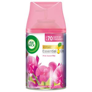 Air Wick Freshmatic Autospray Air Freshener Refill Pink Sweet Pea 1x250ml