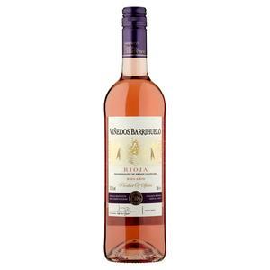 Sainsbury's Barrihuelo Rioja Rosado, Taste the Difference 75cl