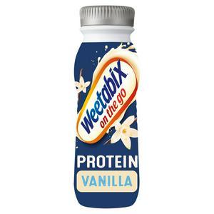 Weetabix On the Go Breakfast Protein Drink Vanilla 275ml