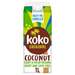Koko Dairy Free Original Fresh Drink 1L