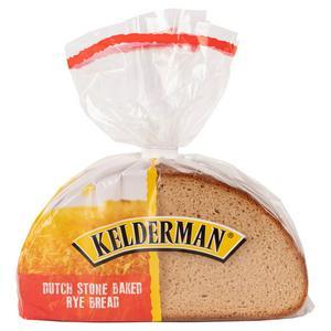 Kelderman Stone Baked Rye Bread 500g
