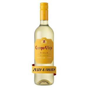 Campo Viejo Rioja Blanco White Wine 75cl