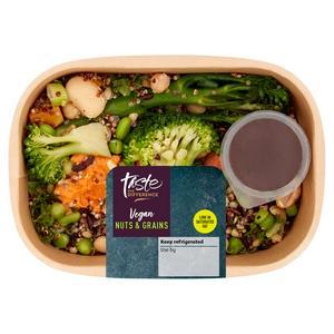 Sainsbury's Nuts & Grains Salad 290g