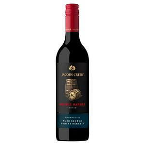 Jacob's Creek Double Barrel Matured Shiraz Red Wine 75cl