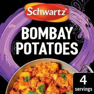 Schwartz Bombay Potato Mix 33g