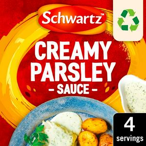 Schwartz Creamy Parsley Sauce Mix 35g