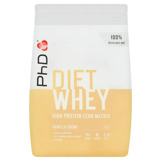 matrix diet whey protein powder reviews