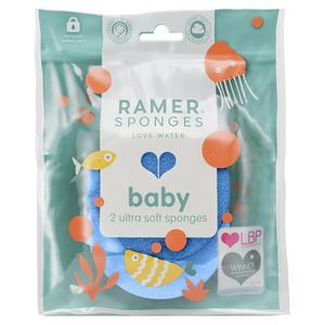 Ramer Twinpack Sponges