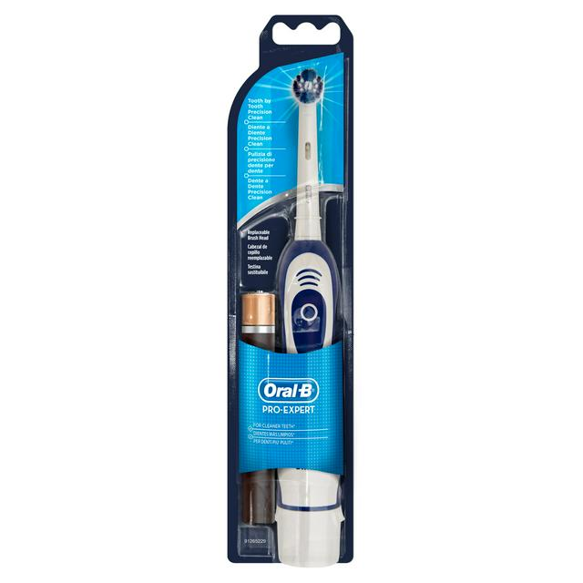 Oral B Pro Expert Precision Clean Battery Toothbrush