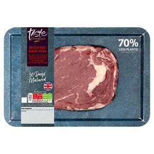 Sainsbury's, Taste the Difference 30 Day Ribeye Steak 285g