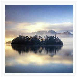 Take A View Blank Island Card