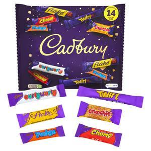 Cadbury Family Treatsize Multipack 222g