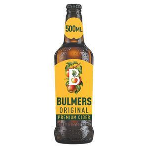 Bulmers Original Cider Bottle 500ml