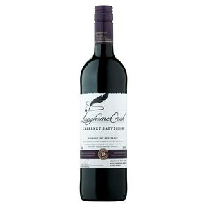 Sainsbury's Langhorne Creek Cabernet, Taste the Difference 75cl