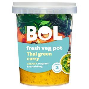 BOL Creamy Thai Green Curry 345g