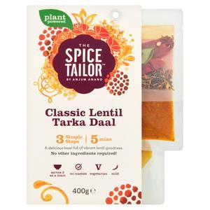 The Spice Tailor Classic Lentil Tarka Daal 400g