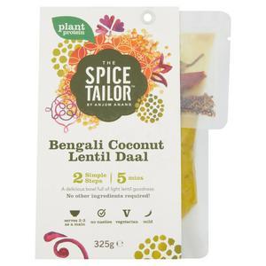 The Spice Tailor Bengali Coconut Lentil Daal 325g