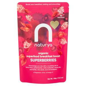 Naturya Superfood Breakfast Boost Superberries 150g