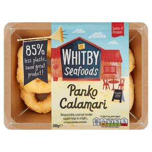 Whitby Breaded Calamari Rings 200g