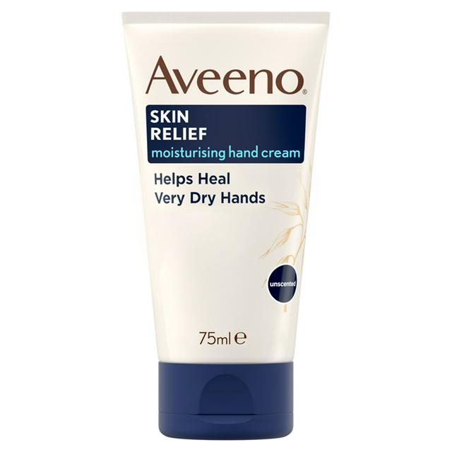 Chandni Reviews} Aveeno Active Naturals Hand Cream With
