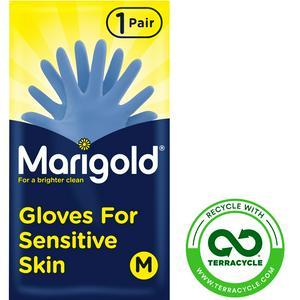 Marigold Gloves for Sensitive Skin Medium (1 Pair)