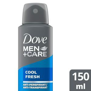 Dove Men+Care Cool Fresh Anti-Perspirant 250ml