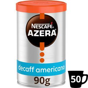 Nescaf� Azera Americano Decaff Instant Coffee 100g