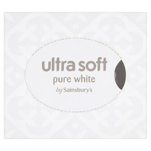 Sainsbury's Ultra Soft Tissues Cube