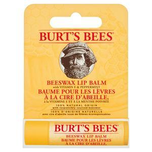 Burt's Bees 100% Natural Moisturising Lip Balm Tube 4.25g