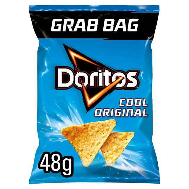 Doritos Cool Original Tortilla Chip Crisps 55g | Sainsbury's