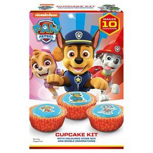 Paw Patrol Cupcake Kit 183g