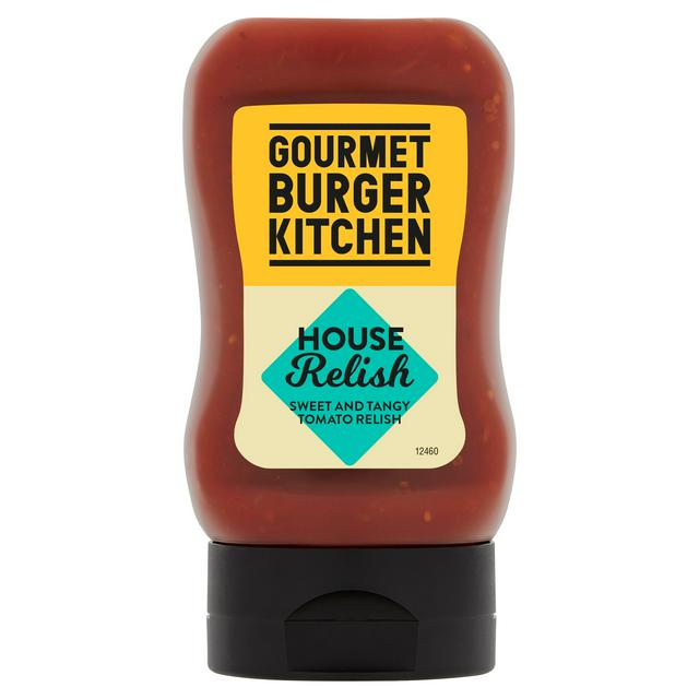 Gourmet Burger Kitchen House Relish 250g Sainsbury S