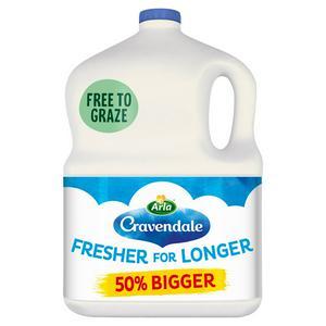Cravendale Whole Milk 3L