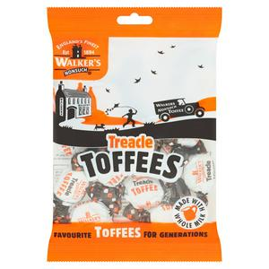 Walker's Nonsuch Treacle Toffees 150g