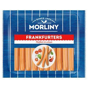 Morliny Frankfurters 350g