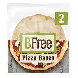 BFree Stone Baked Pizza Bases 2x180g