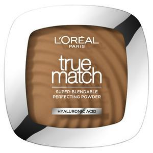 L'Oreal Paris True Match Super-Blendable Powder W8 Golden Cappuccino 9g