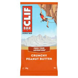 Clif Bar Crunchy Peanut Butter Energy Bar 68g