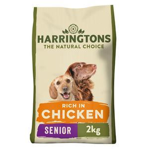 Harringtons Senior Complete Dog Food 2kg