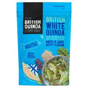 The British Quinoa Company British White Quinoa 300g