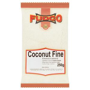 Fudco Fine Desiccated Coconut 250g