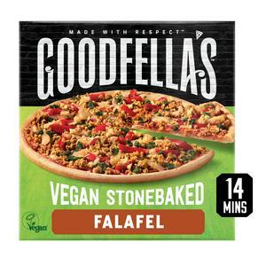 Goodfella's Vegan Stonebaked Falafel Pizza 377g