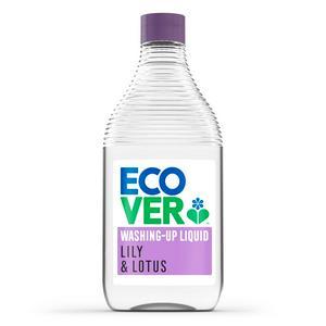 Ecover Washing-Up Liquid Lily & Lotus 450ml