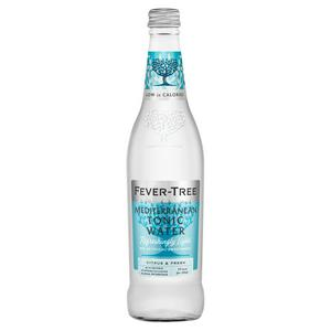 Fever-Tree Refreshingly Light Mediterranean Tonic Water 500ml