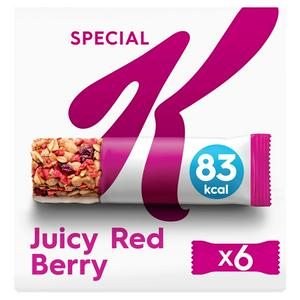 Kellogg's Special K Bar Juicy Red Berry 5x27g