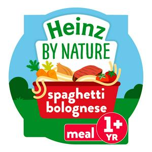 Heinz By Nature Spaghetti Bolognese 12+ Months 230g