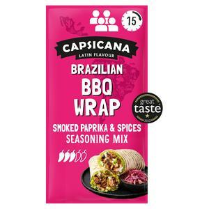 Capsicana Brazilian Smoked Paprika & Spices Seasoning Mix 28g