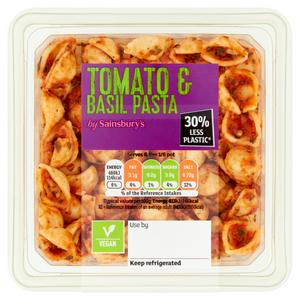 Sainsbury's Tomato & Basil Pasta 500g