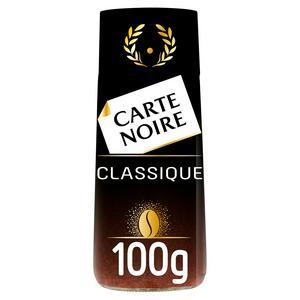 Carte Noire Classique Instant Coffee 100g