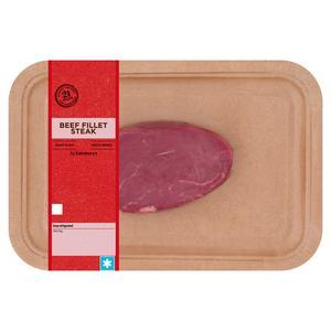 Sainsbury's 21 Day Matured Beef Fillet Steak 170g